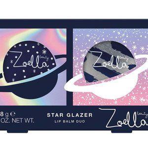 Zoella Star Glazer Lip Balm Duo